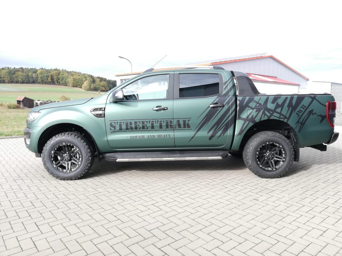 Ford Ranger Dekor